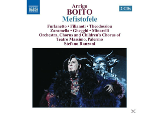 Furlanetto, Ranzani, Filianoti, Ranzani/Furlanetto/Filianoti - Mefistofele - (CD)