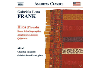 Alias Chamber Ensemble - Hilos (Threads) - (CD)