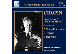 Arthur Rubinstein - Chopin Recordings 1946-1958 - (CD)