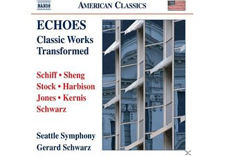Seattle Symphony Orchestra, Gerard Schwarz, Gerard/seattle Symphony Orchestra Schwarz - Echoes-Classic Works Transformed - (CD)