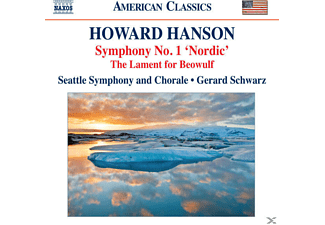 Gerard & Seattle Symphony And Chorale Schwarz, Gerard/seattle Symphony Orchestra Schwarz - Sinfonie 1 - (CD)