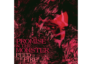 Promise And The Monster - FEED THE FIRE - (CD)