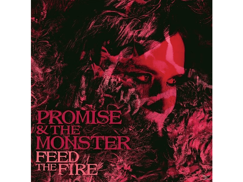 Promise And The Monster - FEED THE FIRE [CD]