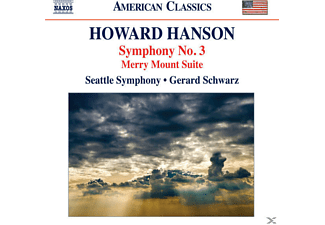 Gerard & Seattle So Schwarz - Sinfonie 3 - (CD)