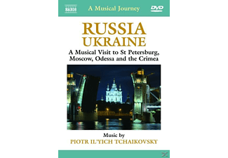 A Musical Journey - Russland/Ukraine - (DVD)