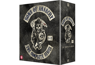 Sons Of Anarchy Complete Ultimate Collection Série-TV