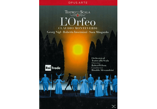 VARIOUS - L'Orfeo - (DVD)