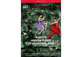Royal Ballet - Alice's Adventures In Wonderland [DVD]