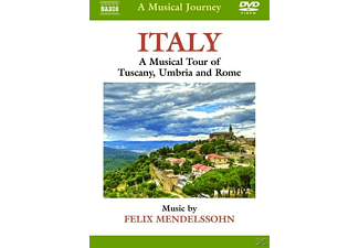 A Musical Journey - Italien - (DVD)
