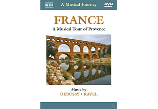 A Musical Journey - France [DVD]