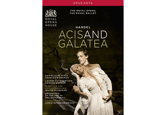 Hogwood/De Niese/Workman - Acis Und Galatea - (DVD)