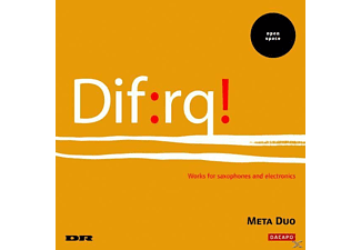 Meta Duo - Dif:RQ! - (CD)