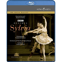 Graham/royal Ballet Bond - Sylvia [Blu-ray]