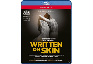 The Royal Opera House, Benjamin/Purves/Hannigan - Written On Skin - (Blu-ray)