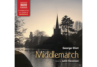 Middlemarch - 28 CD - Hörbuch