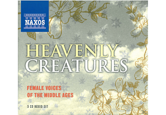 Jeremy Summerly, Oxford Camerata - Heavenly Creatures - (CD)