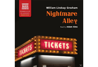 Nightmare Alley - 8 CD - Hörbuch