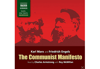 The Communist Manifesto - 2 CD - Hörbuch