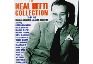 Neal Hefti, VARIOUS - The Neal Hefti Collection 1944-1962 - (CD)