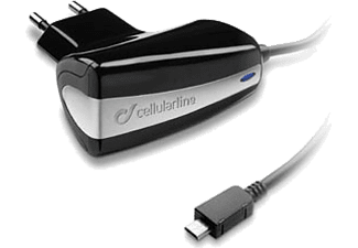 CELLULAR-LINE Charger Ultra Zwart