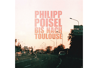 Philipp Poisel - Bis Nach Toulouse (LP+CD) - (Vinyl)