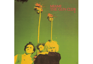 The Gun Club -  Miami [Βινύλιο]