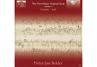 Pieter-jan Belder - Fitwilliam Virginal Book Vol.4 - (CD)
