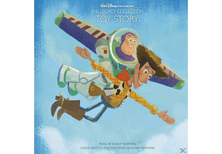 VARIOUS - The Legacy Collection: Toy Story [CD]