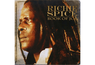 Richie Spice - The Book Of Job - (CD)