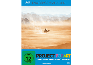 Lawrence von Arabien (Steelbook) [Blu-ray]