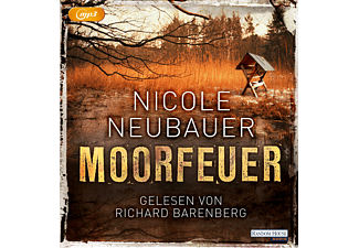 Moorfeuer - 2 MP3-CD - Krimi/Thriller