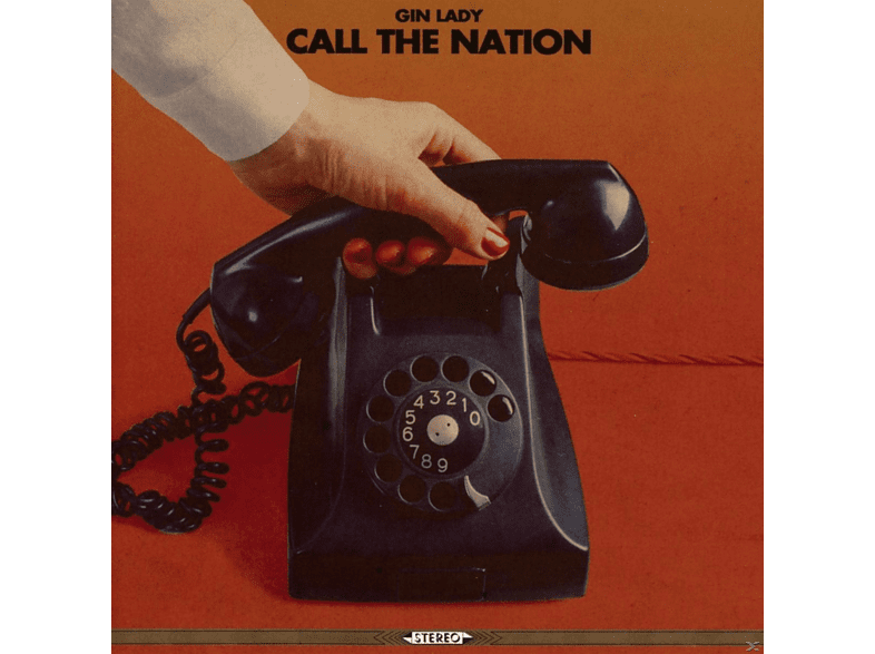 Gin Lady - Call The Nation [CD]