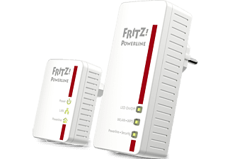 AVM FRITZ!Powerline 540E WLAN set (20002684)