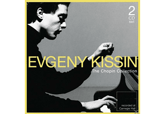 Evgeny Kissin - Evgeny Kissin Plays Chopin/The Ultimate Collection - (CD)
