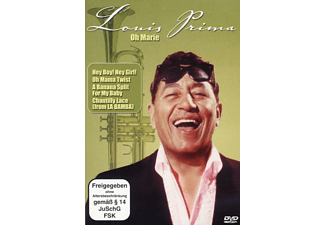 Louis Prima - OH MARIE - (DVD)