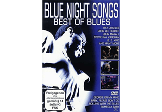 VARIOUS - Blue Night Songsbest Of Blues - (DVD)