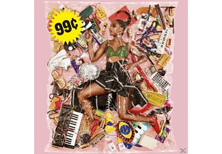 Santigold - 99 Cents - (CD)