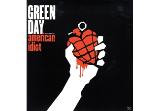 Green Day - American Idiot - (Vinyl)