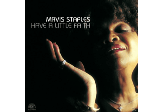 Mavis Staples - Have A Little Faith - (CD)