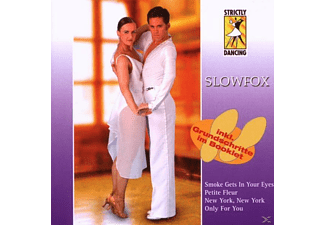 VARIOUS - Strictly Dancing-Slowfox [CD]
