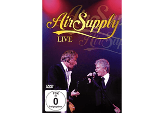 Air Supply - AIR SUPPLY (LIVE) - (DVD)