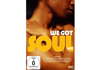VARIOUS - We Got Soul - (DVD)