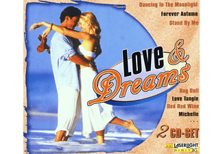 VARIOUS - Love And Dreams - (CD)