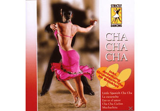 VARIOUS - Strictly Dancing-Cha Cha Cha - (CD)