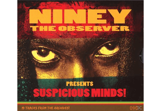 Niney The Observer - Niney The Observer Presents Suspicious Mind - (CD)