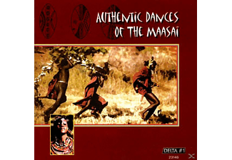 VARIOUS - Authentic Dances Of The Maasai - (CD)
