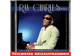 Ray Charles - Remix - (CD)