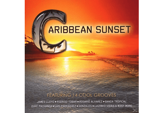 VARIOUS - Caribbean Sunset - (CD)