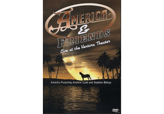 VARIOUS - America & Friends- Live At The Ventura Theater - (DVD)
