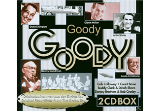 Louis Armstrong - Goody Goody - (CD)